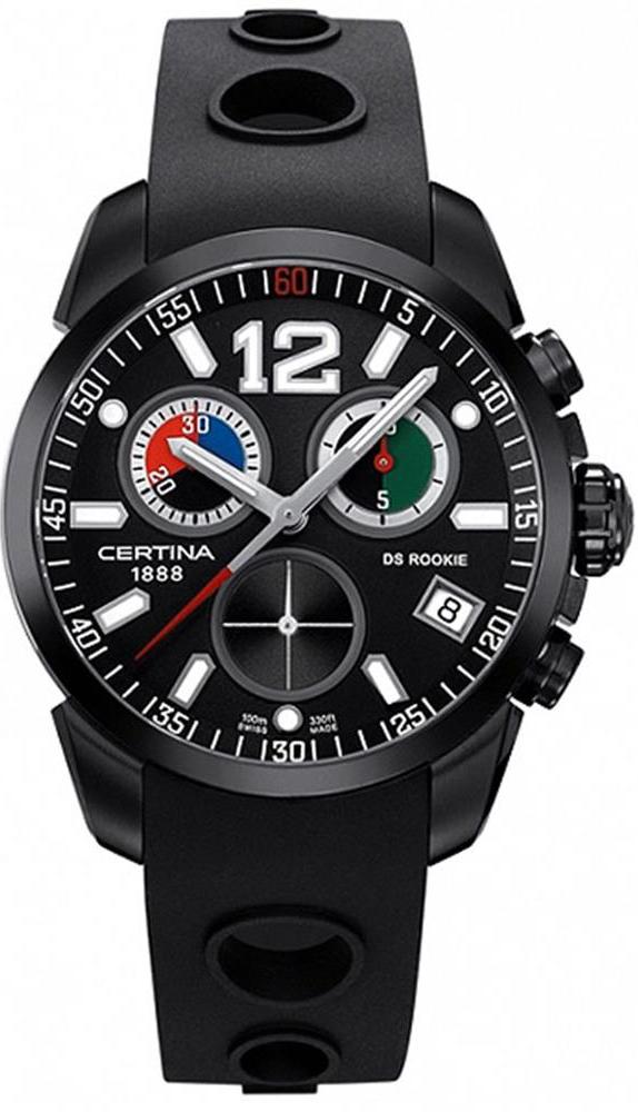 Certina C016.417.17.057.01 - zegarek męski