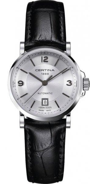 Certina C017.207.16.037.00 - zegarek damski