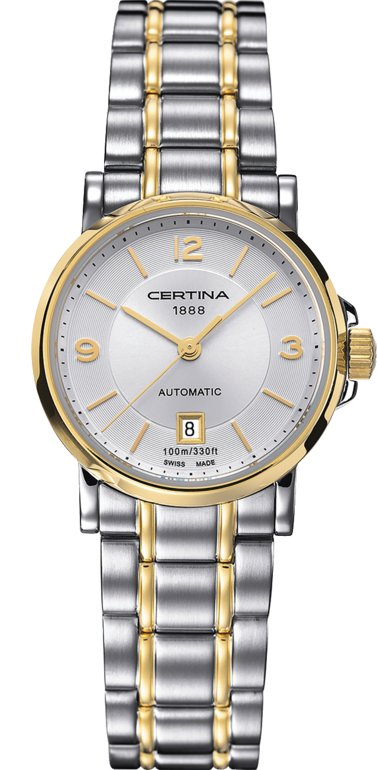 Certina C017.207.22.037.00 - zegarek damski