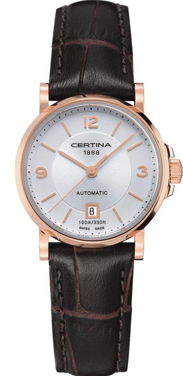 Certina C017.207.36.037.00 - zegarek damski