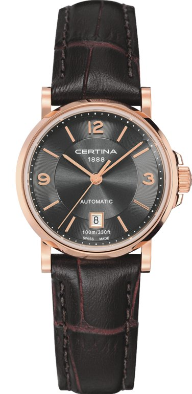 Certina C017.207.36.087.00 - zegarek damski