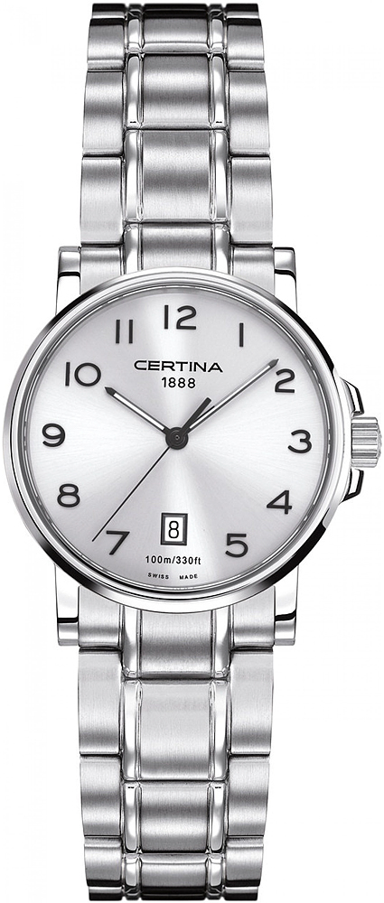 Certina C017.210.11.032.00 - zegarek damski