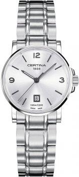 Zegarek zegarek męski Certina C017.210.11.037.00