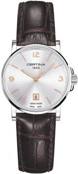 Zegarek zegarek męski Certina C017.210.16.037.01