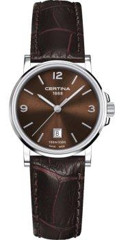 Zegarek zegarek męski Certina C017.210.16.297.00