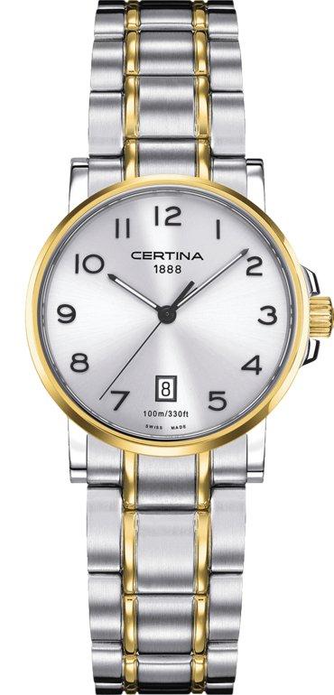 Certina C017.210.22.032.00 - zegarek damski