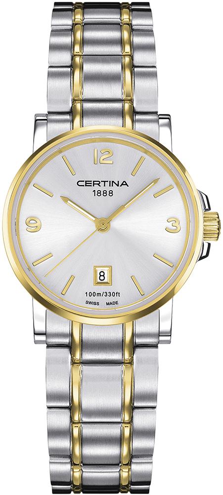 Certina C017.210.22.037.00 - zegarek damski