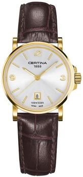 Zegarek zegarek męski Certina C017.210.36.037.00
