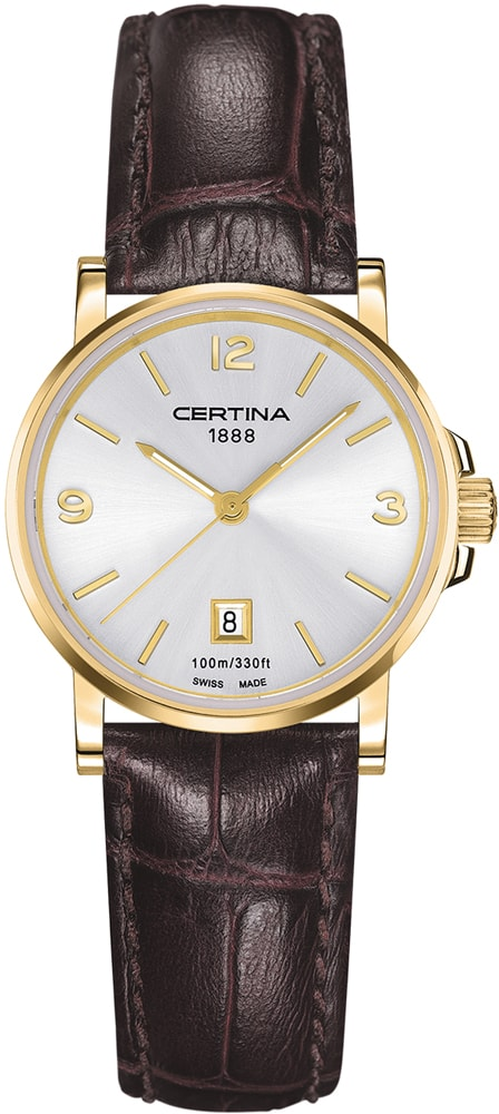 Certina C017.210.36.037.00 - zegarek damski