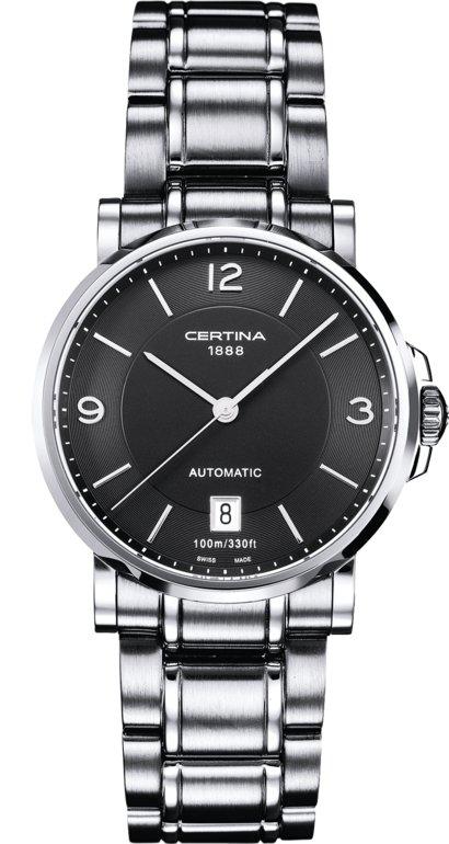 Certina C017.407.11.057.00 - zegarek męski