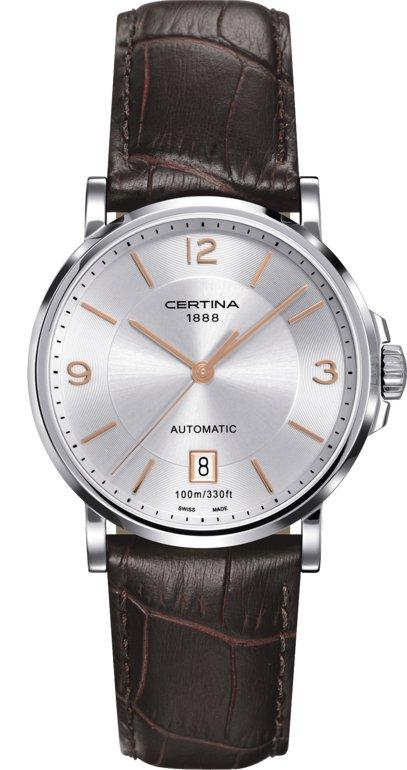 Certina C017.407.16.037.01 - zegarek męski