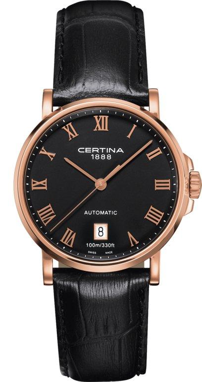 Certina C017.407.36.053.00 - zegarek męski