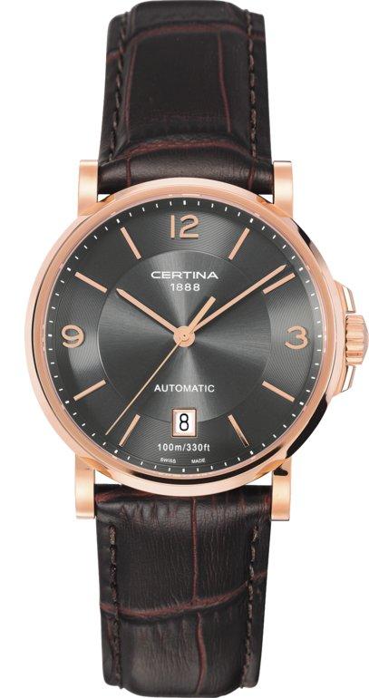 Certina C017.407.36.087.00 - zegarek męski
