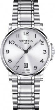 Zegarek zegarek męski Certina C017.410.11.032.00