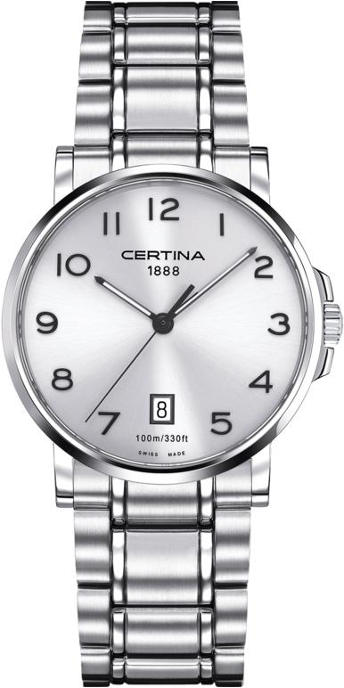 Certina C017.410.11.032.00 - zegarek męski