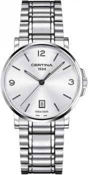 Zegarek zegarek męski Certina C017.410.11.037.00