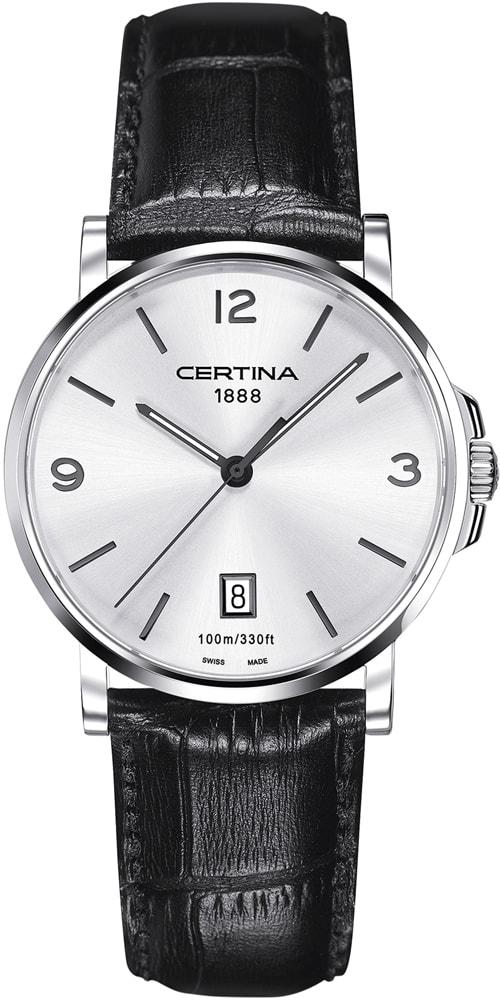 Certina C017.410.16.037.00 - zegarek męski