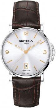 Zegarek zegarek męski Certina C017.410.16.037.01