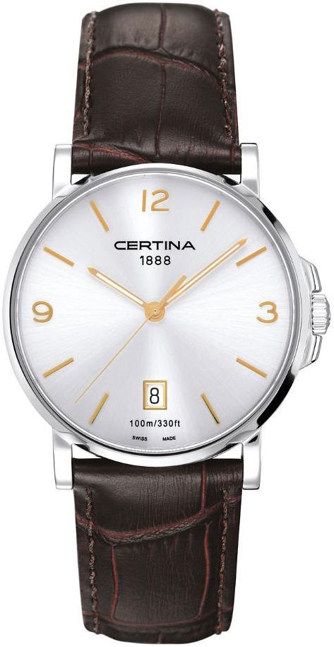 Certina C017.410.16.037.01 - zegarek męski