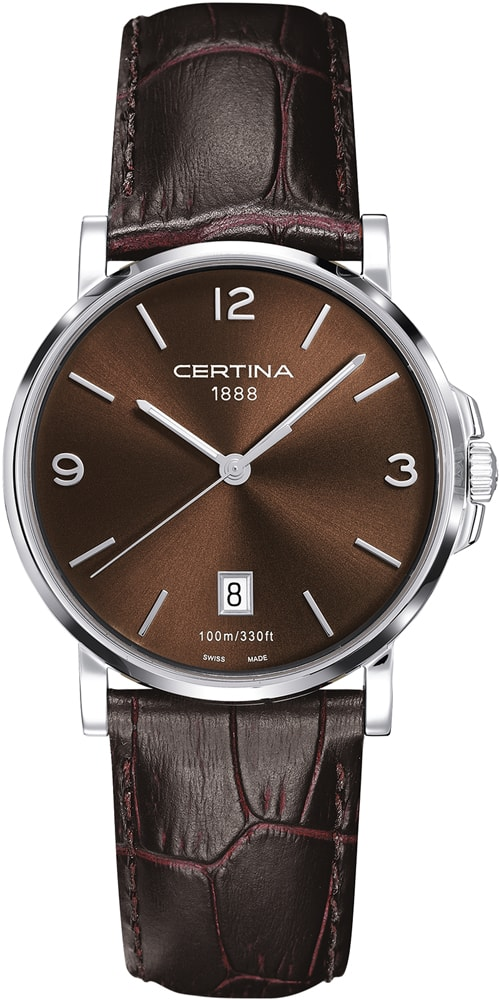 Certina C017.410.16.297.00 - zegarek męski