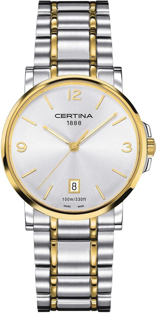 Certina C017.410.22.037.00 - zegarek męski