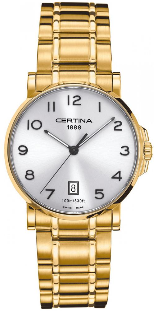 Certina C017.410.33.032.00 - zegarek męski