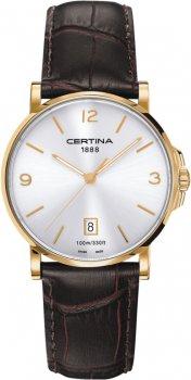 Zegarek zegarek męski Certina C017.410.36.037.00