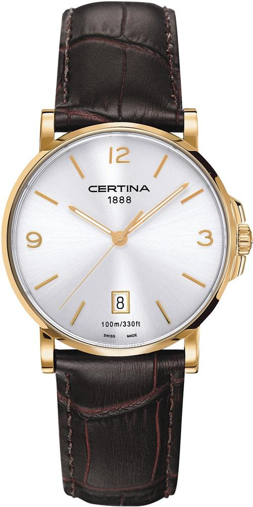 Certina C017.410.36.037.00 - zegarek męski