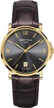 Zegarek zegarek męski Certina C017.410.36.087.00