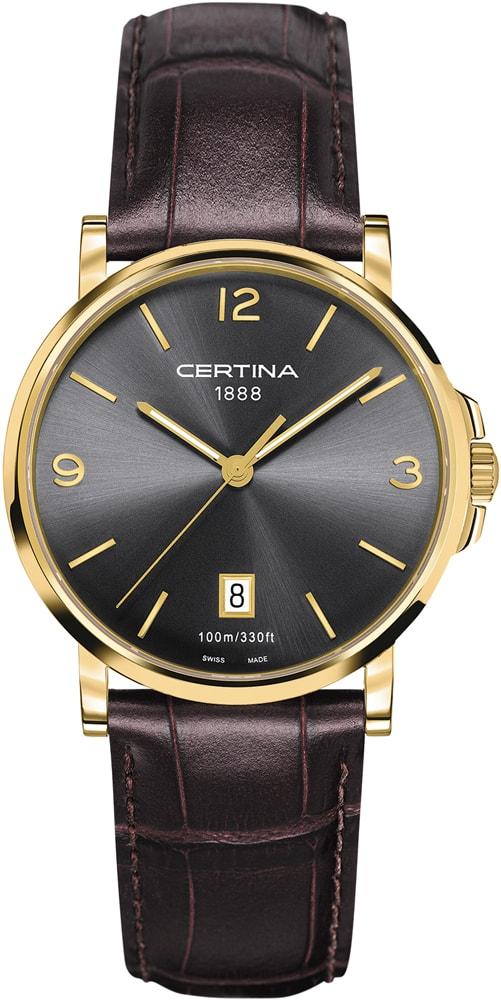 Certina C017.410.36.087.00 - zegarek męski