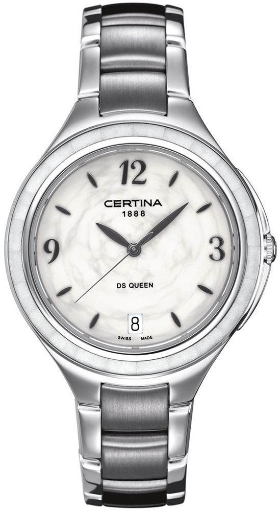 Certina C018.210.11.017.00 - zegarek damski