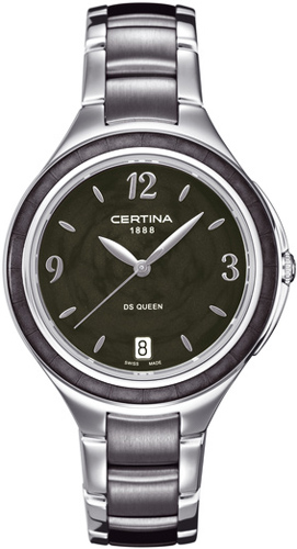 Certina C018.210.11.057.00 - zegarek damski