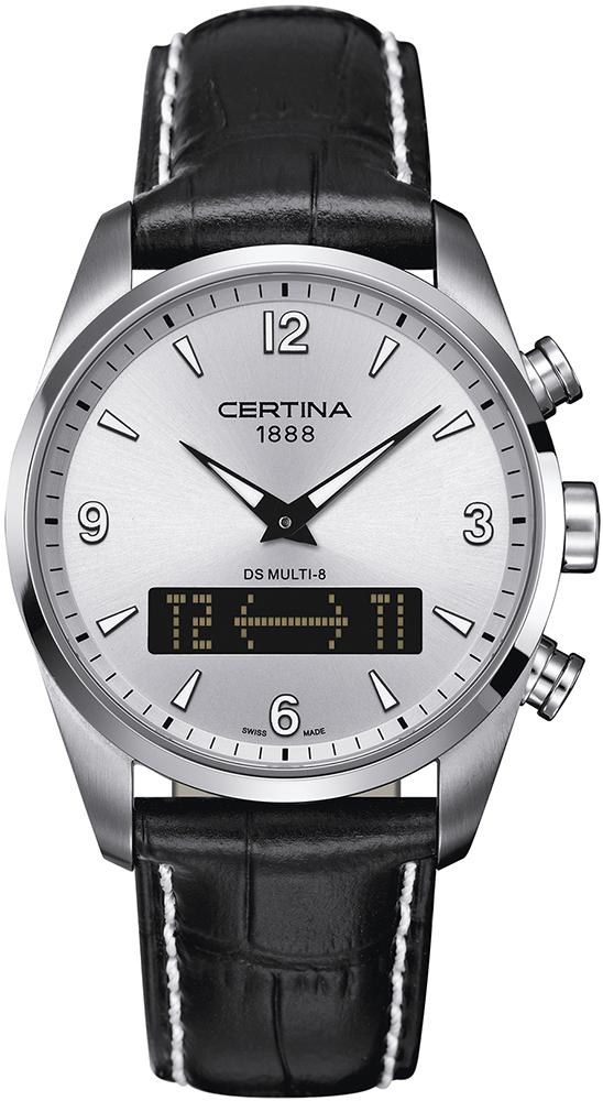 Certina C020.419.16.037.00 - zegarek męski