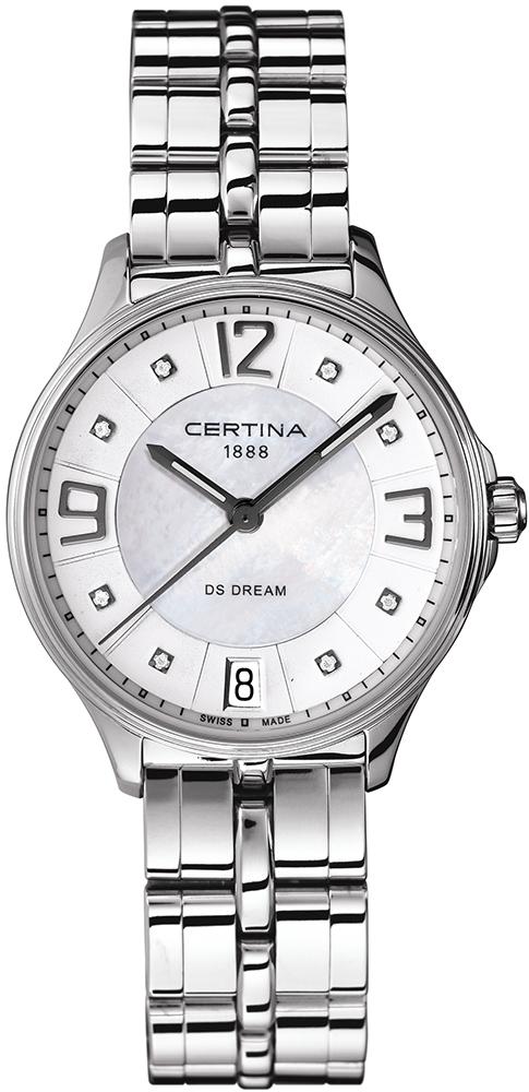 Certina C021.210.11.116.00 - zegarek męski