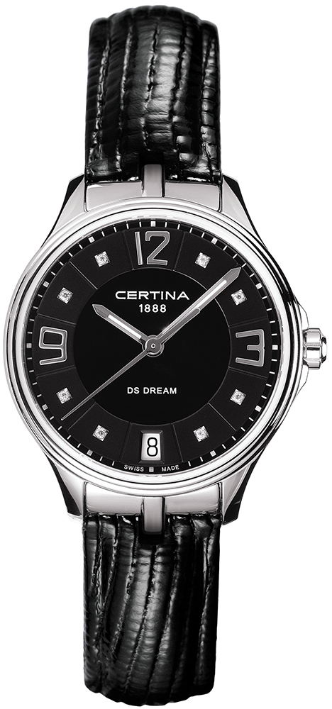 Certina C021.210.16.056.00 - zegarek damski