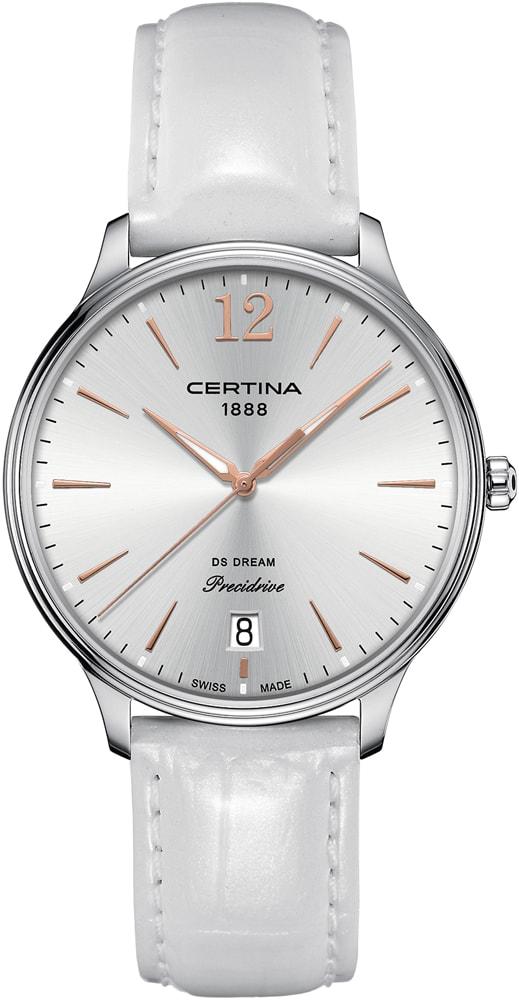 Certina C021.810.16.037.01 - zegarek damski