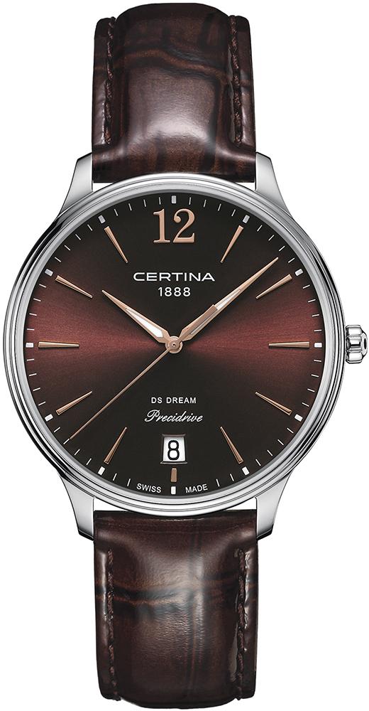 Certina C021.810.16.297.00 - zegarek damski