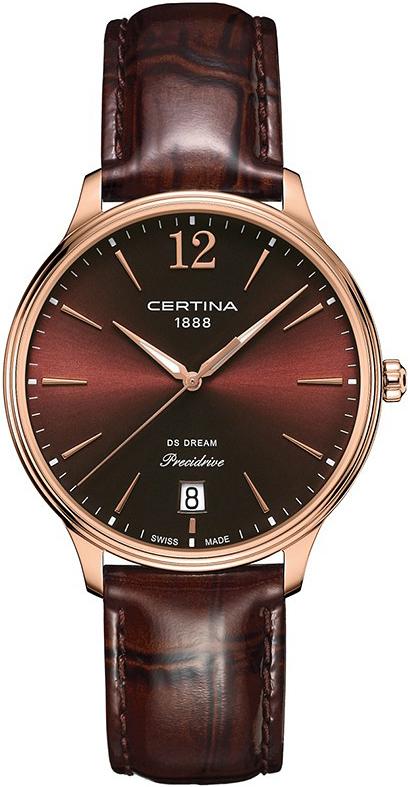 Certina C021.810.36.297.00 - zegarek damski