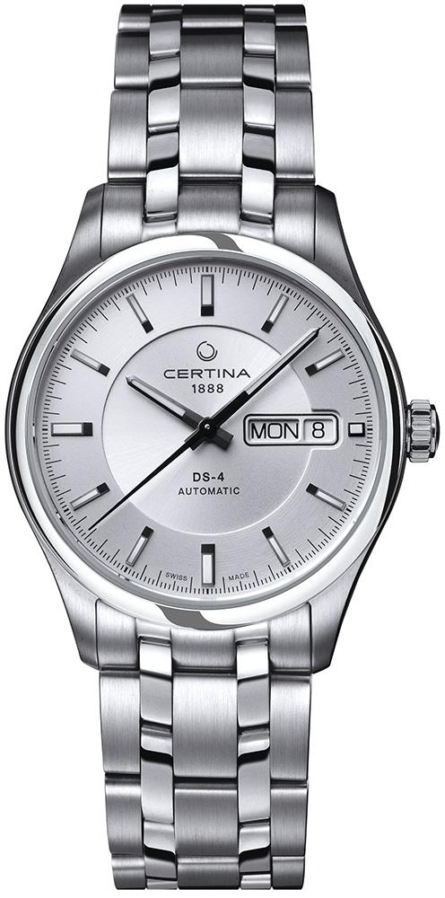 Certina C022.430.11.031.00 - zegarek męski