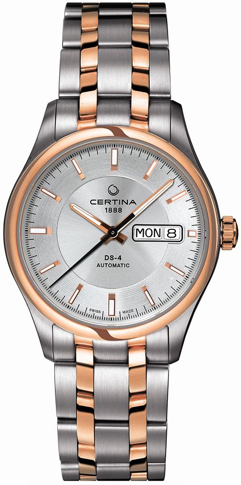 Certina C022.430.22.031.00 - zegarek męski