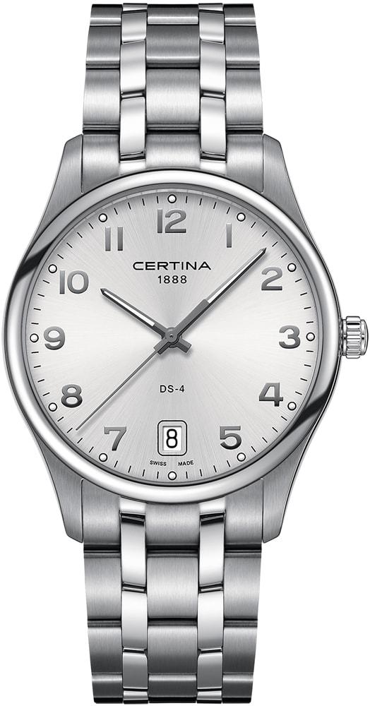Certina C022.610.11.032.00 - zegarek męski