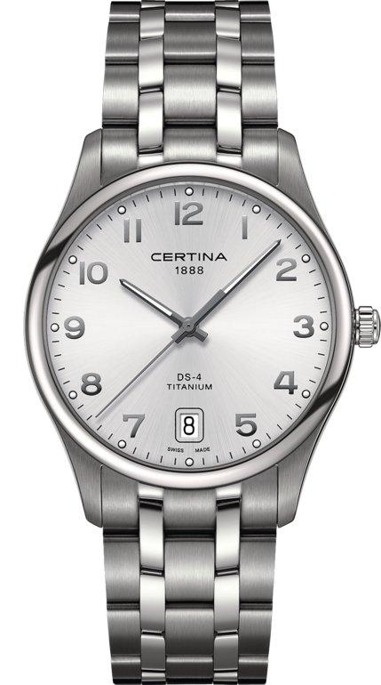 Certina C022.610.44.032.00-POWYSTAWOWY - zegarek męski