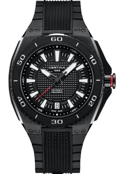 Certina C023.710.17.051.00 - zegarek męski