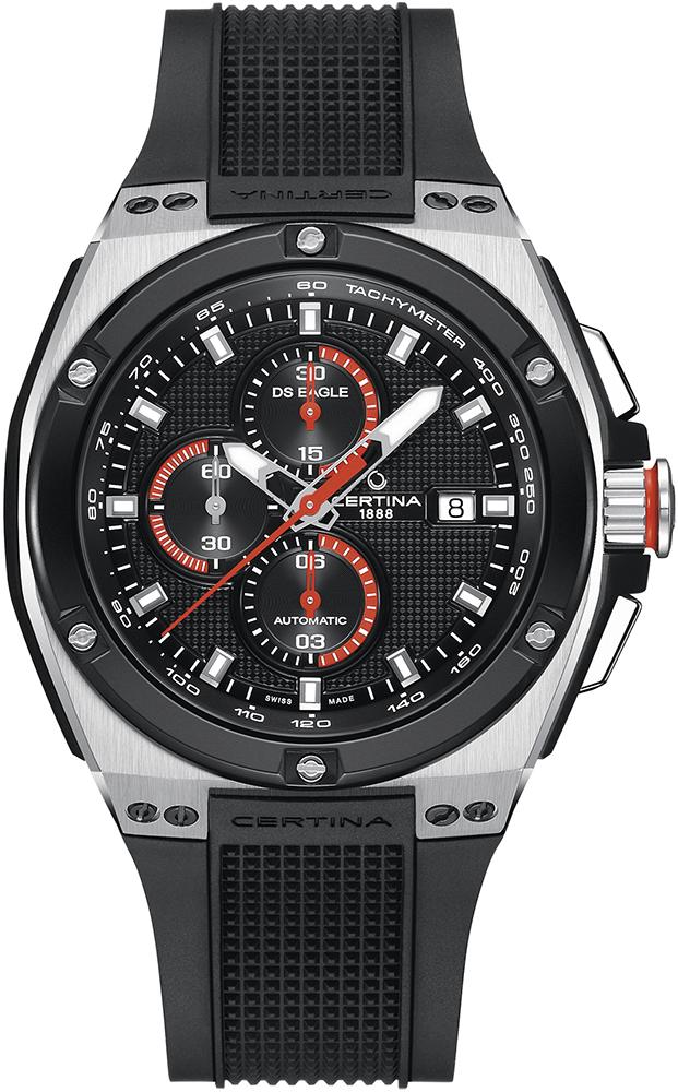 Certina C023.727.27.051.00 - zegarek męski