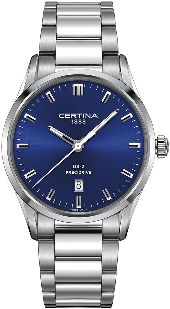 Certina C024.410.11.041.20 - zegarek męski