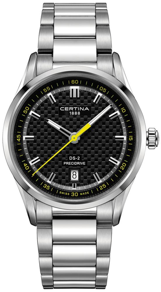 Certina C024.410.11.051.01 - zegarek męski
