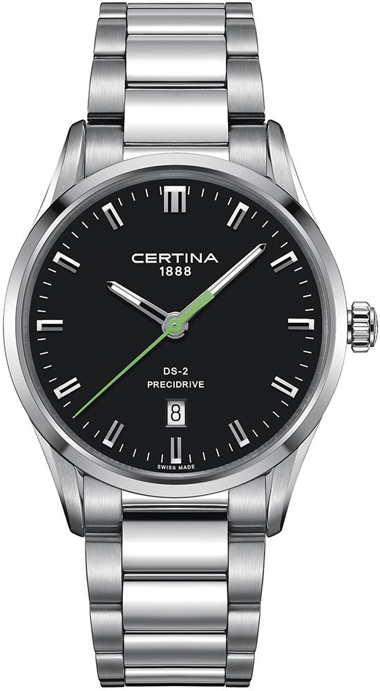Certina C024.410.11.051.20 - zegarek męski