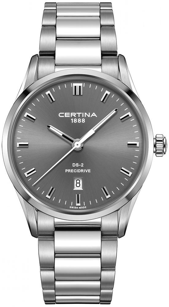 Certina C024.410.11.081.20 - zegarek męski