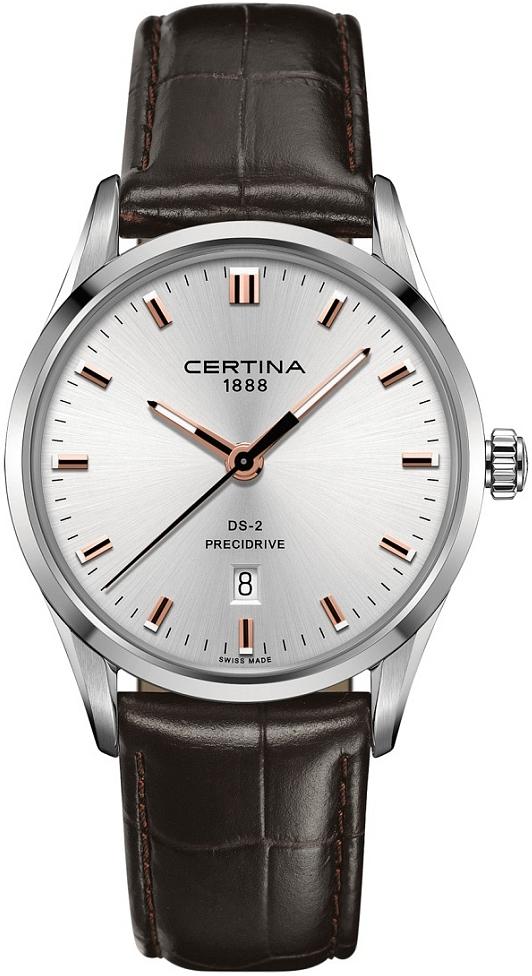 Certina C024.410.16.031.21 - zegarek męski