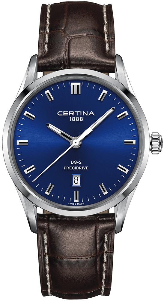 Certina C024.410.16.041.20 - zegarek męski
